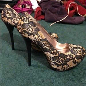 Lacey Heels from Charolette Russe